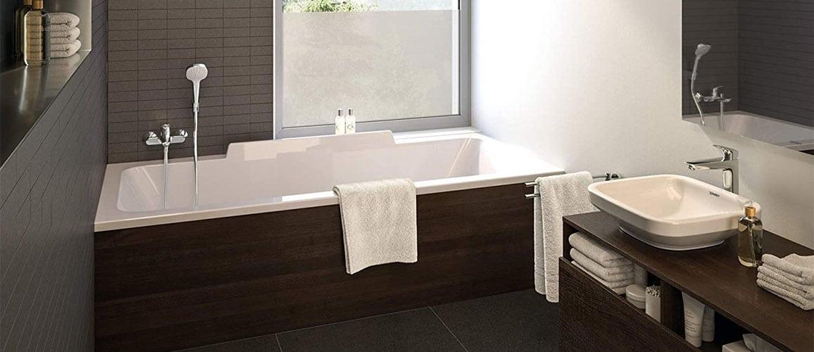 quels sont les différents types de colonnes de douche ?