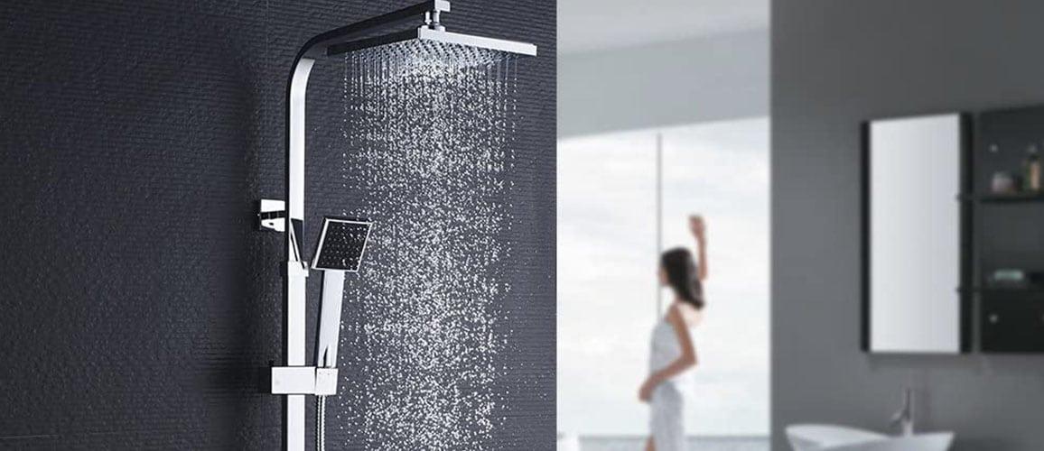 faq : tout savoir sur la colonne de douche